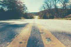 estradas Imagem de Stock
