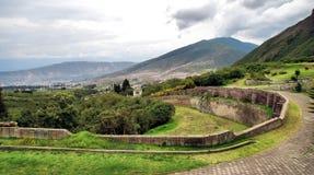 Estradas de Andes Fotos de Stock