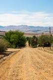 Estradas de Clarens Fotografia de Stock Royalty Free