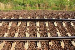 Estradas de ferro Imagens de Stock Royalty Free