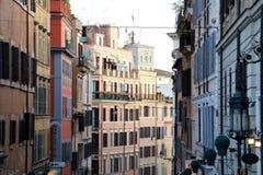 Estradas de Roma Foto de Stock Royalty Free