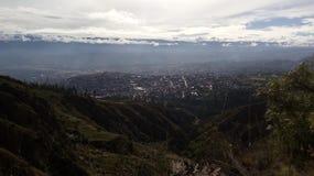 Estradas peruanas Imagens de Stock Royalty Free