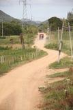 Estradas rurais Foto de Stock