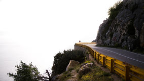 Estradas untraveled Foto de Stock