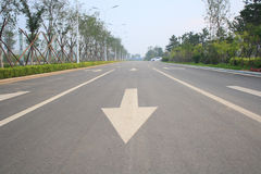 Estradas urbanas Imagens de Stock Royalty Free