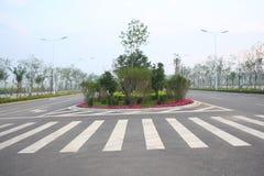 Estradas urbanas Foto de Stock Royalty Free
