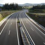 Estradas vazias Imagens de Stock