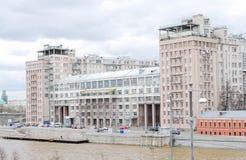 Estrade teatr w Moskwa Zdjęcia Stock