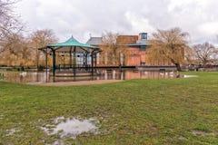 Estraden, Stratford på Avon, England royaltyfria bilder