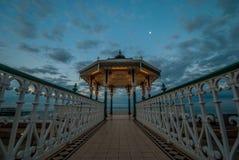 Estrado de la orquesta Brighton Fotografía de archivo libre de regalías