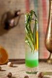 Estragon Cocktail Stock Photo