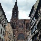 estrasburgo Imagen de archivo libre de regalías