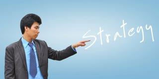 Estratégia Imagens de Stock Royalty Free