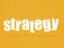 Estratégia Fotos de Stock Royalty Free