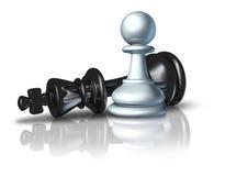 Estratégia bem sucedida ilustração royalty free