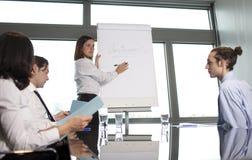 Estratégia da formação no trabalho Fotografia de Stock