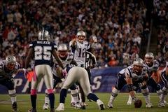 Estratega Tom Brady Imagen de archivo libre de regalías