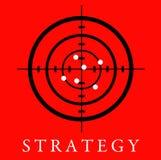 Estrategia Foto de archivo