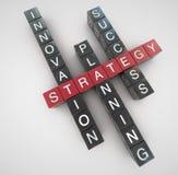 Estrategia Imagen de archivo libre de regalías