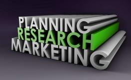 Estrategia de marketing ilustración del vector