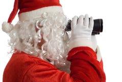 Estrategia empresarial de la Navidad del padre Imagen de archivo libre de regalías