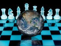 Estrategia empresarial global Fotografía de archivo libre de regalías