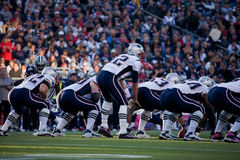 Estratego Tom Brady imagens de stock