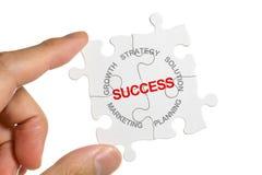 Estratégia de marketing Imagem de Stock Royalty Free