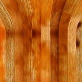 Estratificação de madeira de Brown como um fundo. + EPS8 Imagens de Stock Royalty Free
