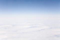 Estratosfera fotografía de archivo