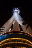 Estratosfera en Vegas imagenes de archivo