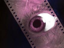 Estratto 35mm Immagine Stock