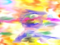 Estratto Arte Pittura grafico Astrazione immagine illustrazione vettoriale