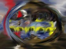 Estratto Arte Pittura grafico Astrazione immagine royalty illustrazione gratis