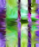 Estratto Arte Pittura grafico Astrazione immagine Immagini Stock