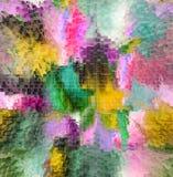 Estratto Arte Pittura grafico Astrazione immagine Fotografia Stock