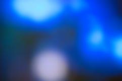 Estratto in azzurri luminosi Fotografie Stock