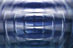 Estratto blu illustrazione di stock