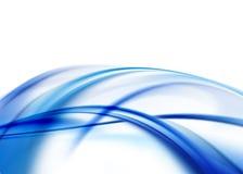 Estratto blu Immagine Stock