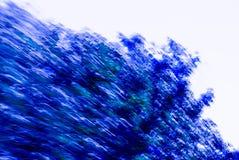 Estratto blu Fotografie Stock
