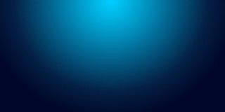 Estratto blu del fondo di Digital con i cerchi di illuminazione Immagine Stock Libera da Diritti