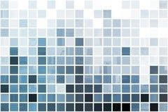 Estratto blu del Minimalist e semplicistico illustrazione vettoriale