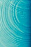 Estratto blu dell'onda Immagine Stock Libera da Diritti