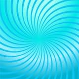 Estratto blu di rotazione Illustrazione di Stock