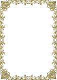 Estratto - bordo Fotografia Stock