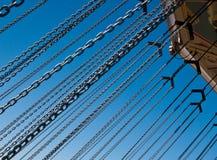 Estratto Chain Fotografia Stock