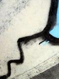 Estratto colorato della parete Fotografia Stock Libera da Diritti