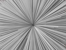 Estratto con i cavi bianchi Fotografia Stock Libera da Diritti