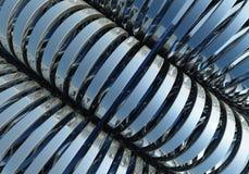 Estratto del bicromato di potassio del cerchio Fotografia Stock