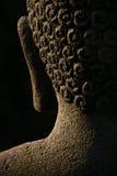 Estratto del Buddha, Borobudur Immagine Stock